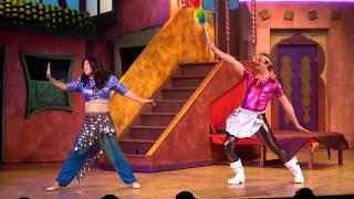 Barbican Theatre & Le Navet Bete's Aladdin - Live Trailer Christmas 2018