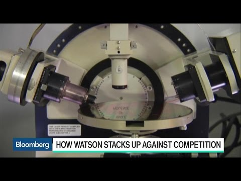 IBM CEO: Watson Will Touch 1 Billion Consumers by End of 2017