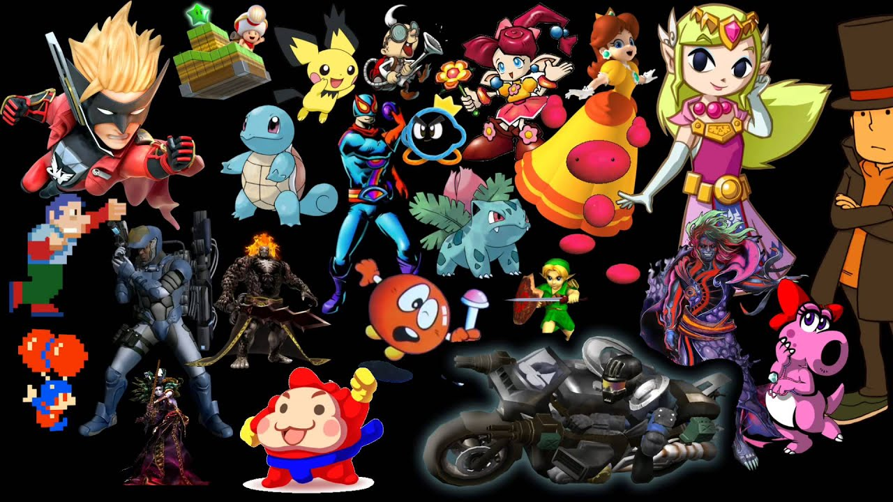 DLC Speculation & Theories - Super Smash Bros  4 3DS & Wii U
