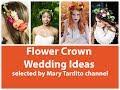 100+ Beautiful Flower Crowns Ideas - Wedding Flower Crown Ideas – Wedding Ideas