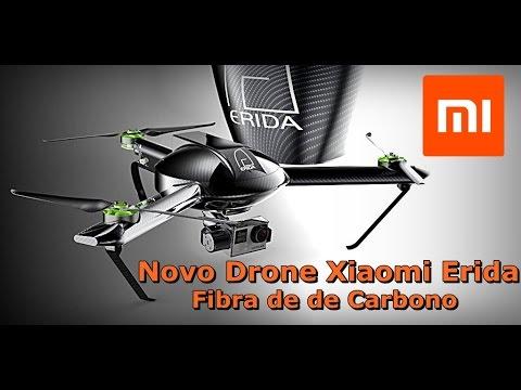 Xiaomi Erida - New Drone Xiaomi Erida Carbon Fiber - Drone Xiaomi - FVM