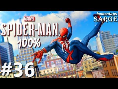 Zagrajmy w Spider-Man 2018 (100%) odc. 36 - Electro i Vulture