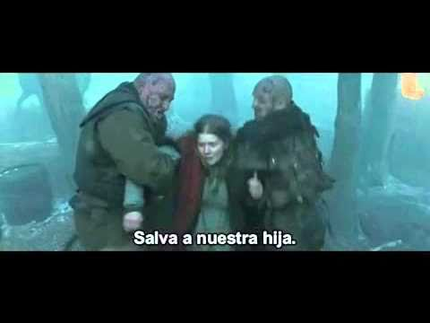 CAZADOR DE DEMONIOS: SOLOMON KANE | Trailer son subtitulos en español
