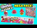 ★SHOPKINS SEASON 4 Mega Pack★ Shopkins Limited Edition Hunt Season 4 Mega Pack, Ultra Rare, Petkins