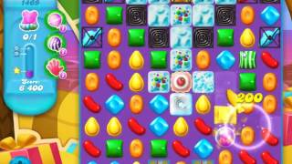 Candy Crush Soda Saga Level 1469 - NO BOOSTERS, BEST SKILL-TACTIC