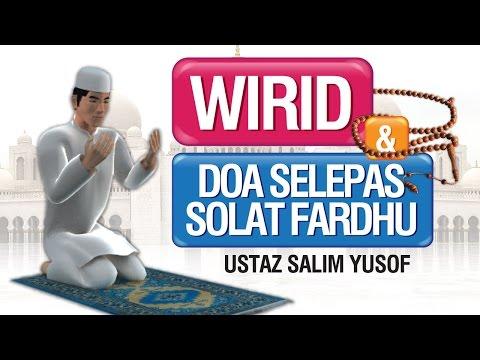 Wirid & Doa Selepas Solat Fardhu - 3D Animasi (DVD Version)