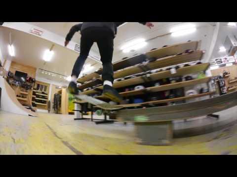Dyson Vance - Skating at Replay