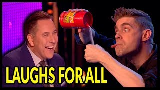 Top 7 MOST FUNNY & HILARIOUS Auditions EVER On Britain's Got ...