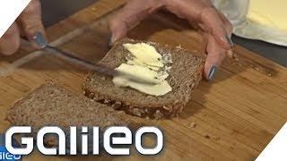 Buttersorten im Check: Welche ist die beste?   Galileo   ProSieben