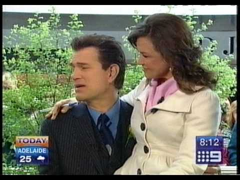"""Chris Isaak  - """"Today"""" Show  2008 - Part 1"""