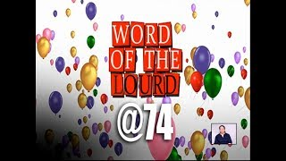 #WordoftheLourd | @74