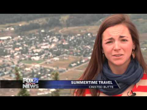 Crested Butte, Colorado with FOX21 News