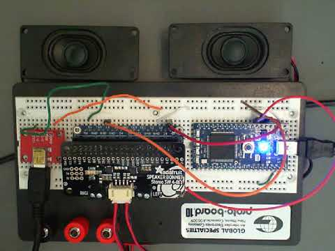 Using a Speaker for Audio Output | Mbed