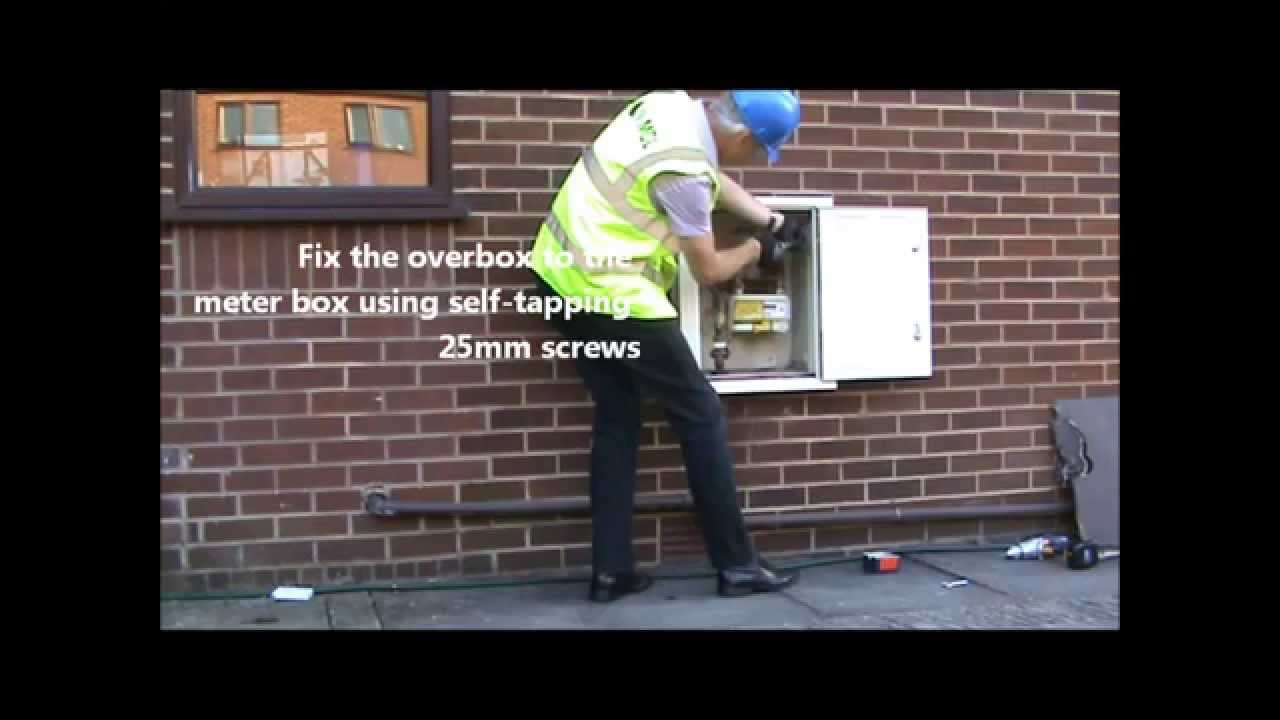Maxresdefault on Electric Meter Box Installation