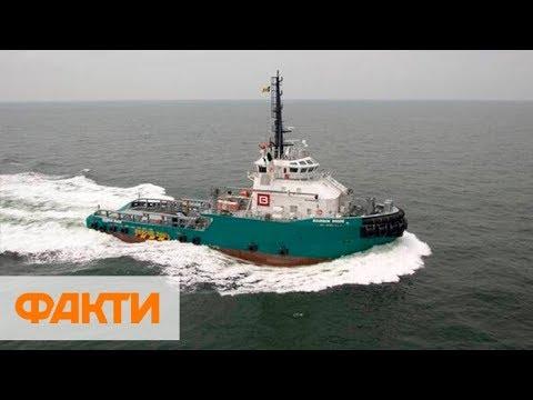 В Атлантике затонуло судно с украинцами на борту