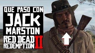 QUE PASO CON JACK MARSTON (QUE FUE DE JACK) - Red Dead Redemption 2 Curiosidades