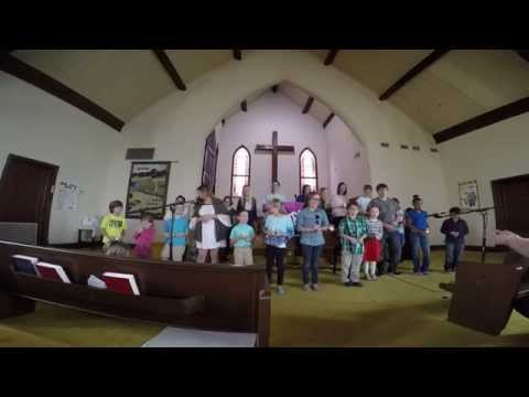 """We Are"" - Jubilee Youth Choir (GoPro)"