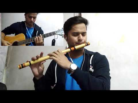 Tula Pahte Re Zee Marathi Serial Tital Track Flute And Guitar Cover