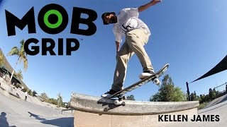 "MOB FOR LIFE! Kellen James is always steady Mobbin'... Hit up PQ park with Kellen on a fresh setup, and on #TheGrippiest!   WHAT'S YOUR FAVORITE SKATE YouTube Channel? COMMENT BELOW:    @mobgrip http://mobgrip.com/ Edited by Joe Perrin (@thekillatapes)  MUSIC: The Good Lawdz ""Run In The Night"" thegoodlawdz.bandcamp.com"