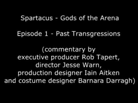 Download Spartacus: Gods of the Arena - DVD Commentary 0x01 (audio only)