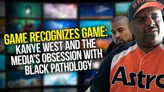 Breaking down Kanye West & the media's obsession w/Black pathology | 5.9.18 #RolandMartinUn