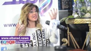 رانيا فريد شوقي تكشف عن نصائح والدها لها.. فيديو