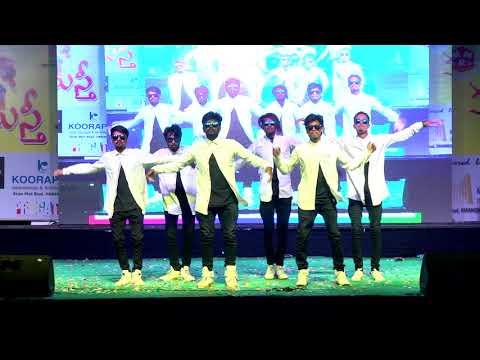 Orugallu Masti - Finale Dance Performance By  PRANEETH  and CREW !!