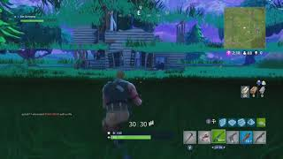 Fortnite Glitch: Under The Ground -Patched-