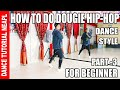 Gambar cover How To Do Dougie Hip-Hop Dance Style For Beginners Choreographer Ashish MallaPART-3
