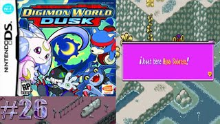 El chip de memoria y el agua sabrosa/Digimon World Dusk #26