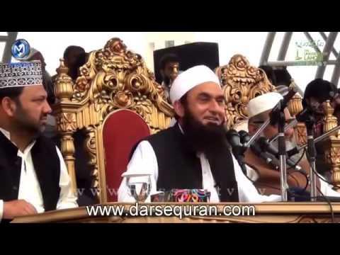 Allah ki rahmat se na ummeed na hona maulana tariq jameel emotional 2014