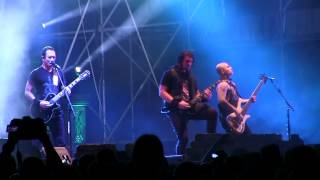 HD - Blind Leading the Blind - Trivium - Majano 2015