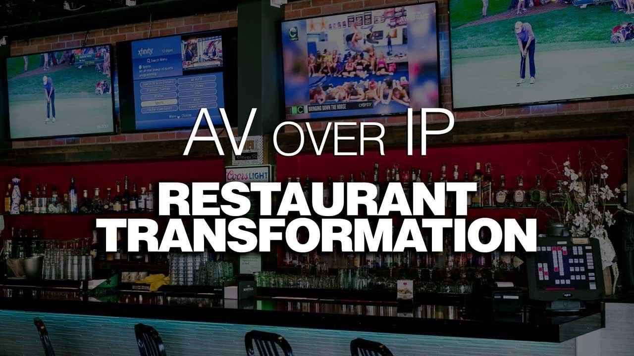 Atlona OmniStream AV over IP: Simple Networked AV