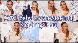 ♡ Erster XXXL BABY HAUL! Erstausstattung von KLEIDUNG & Co! TEIL 1