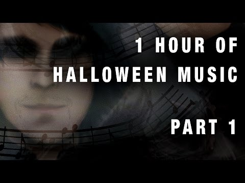 1 Hour of Halloween Music 🎃 High Quality | Part 1
