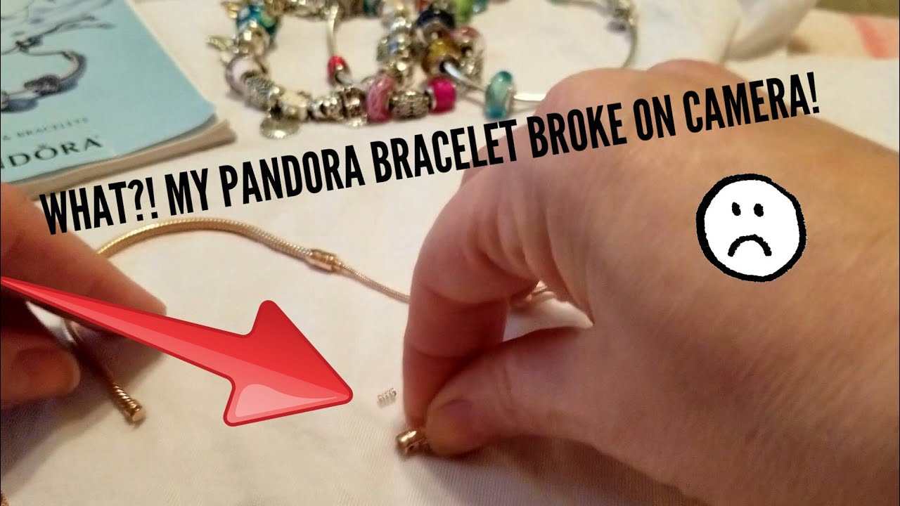 51080c131 Pandora Rose Sliding Bracelet Review - YouTube