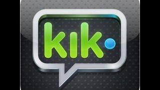 How to change/reset Kik password