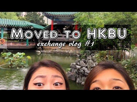 🔑 FIRST DAYS OF MY EXCHANGE TO HKBU | Exchange Vlog #1