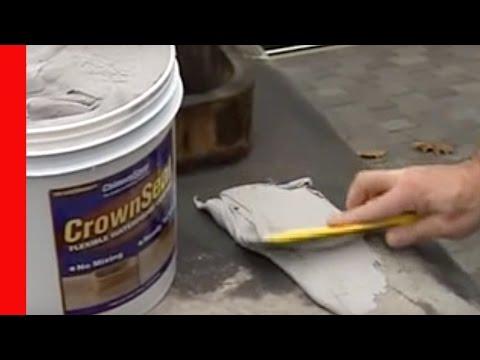 CrownSeal Flexible Waterproof Coating