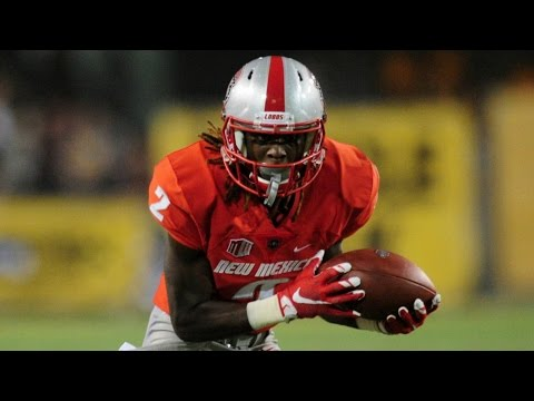 New Mexico WR Dameon Gamblin Scores Game-Winning TD vs. Hawaii | CampusInsiders