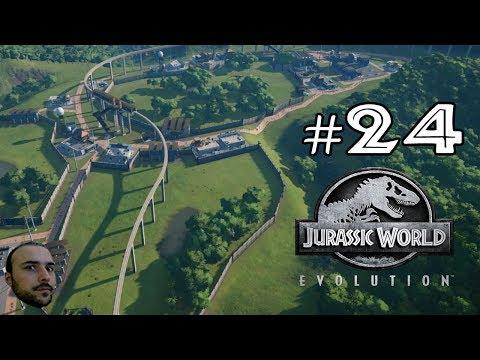 En Büyük Dinozor Parkı - Jurassic World Evolution # 24