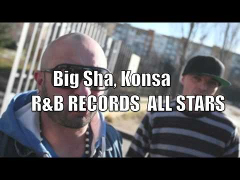 HONN KONG, BIG SHA, KONSA RNB RECORDS ALL STARS
