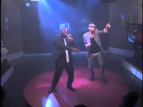 "Richie Stephens & Gentleman - ""Live Your Life"" (LIVE)"