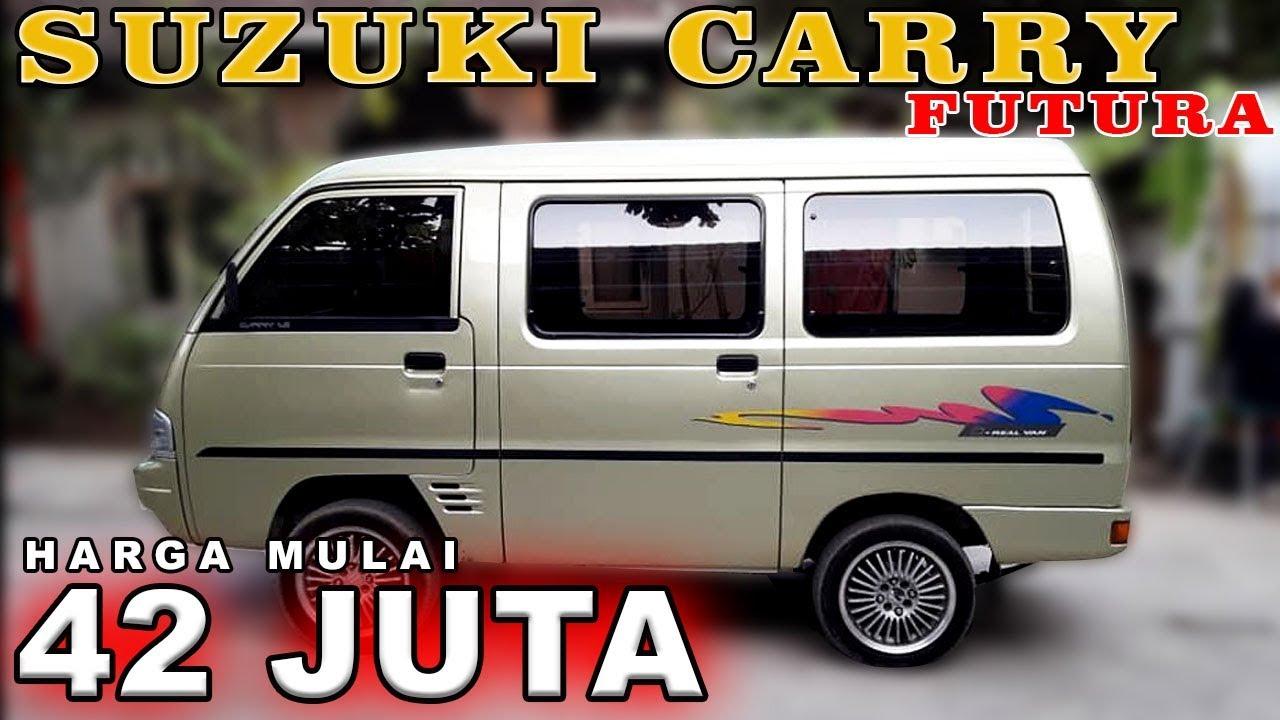 Info Harga Mobil Bekas Suzuki Carry Futura Tahun 2001 2005 Youtube