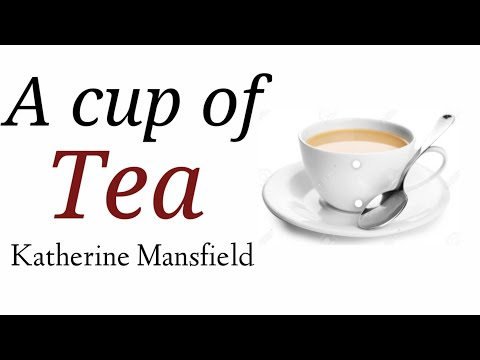 A Cup of Tea by Katherine Mansfield in hindi