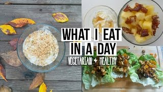What I Eat in a Day! [VLOG] | Reese Regan