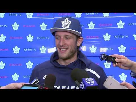 Maple Leafs Post-Game: Garret Sparks - October 15, 2018