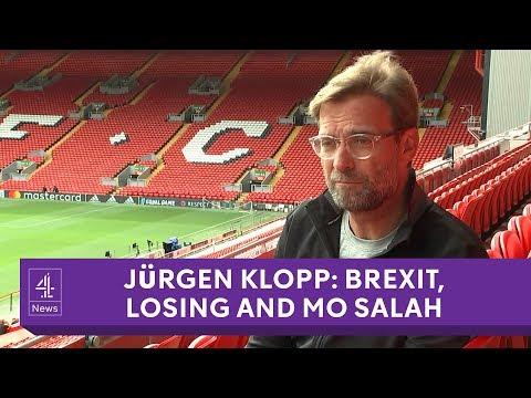 Jürgen Klopp interview: on Mo Salah, motivation, Brexit, how to win and how to lose