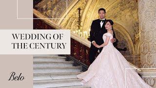 Dr. Vicki Belo and Dr. Hayden Kho Wedding   Belo Medical Group