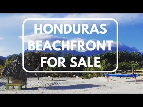 Beachfront property for sale at Resorts of Playa Vida Honduras